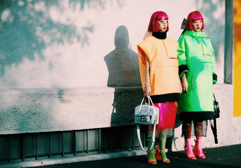 【SPECIAL MAGAZINE】FASHION'S NIGHT OUT・MILAN,PARIS COLLECTION