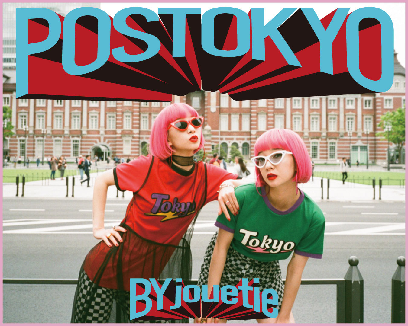 【souvenir shop】POSTOKYO by jouetie